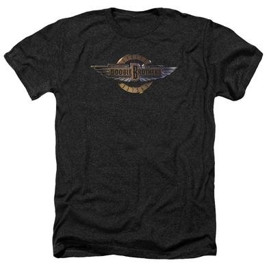 Doobie Brothers Tee | BIKER LOGO Premium T Shirt