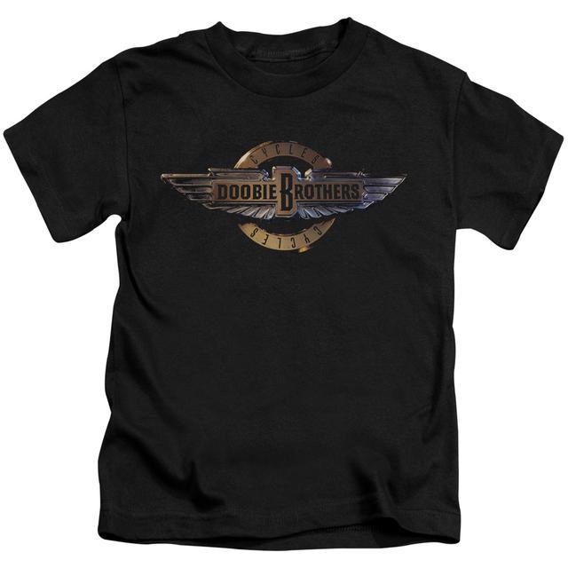 Doobie Brothers Kids T Shirt | BIKER LOGO Kids Tee