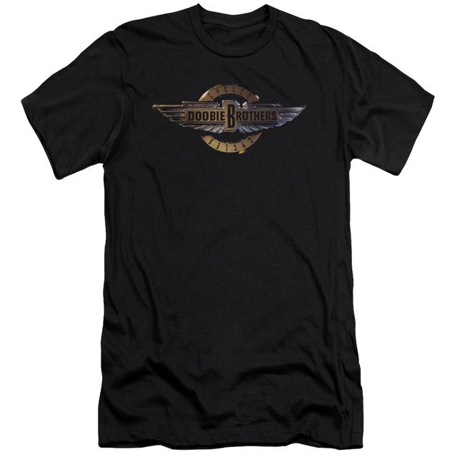 Doobie Brothers Slim-Fit Shirt | BIKER LOGO Slim-Fit Tee