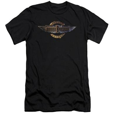 Doobie Brothers Slim-Fit Shirt | BIKER LOGO Slim-Fit Tee