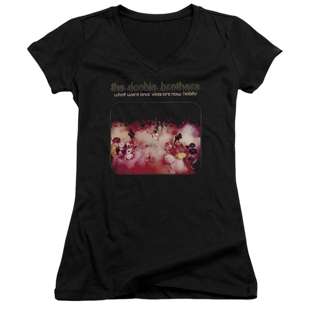 Doobie Brothers Junior's V-Neck Shirt | VICES Junior's Tee