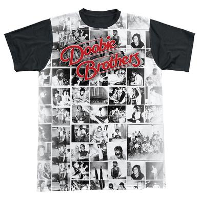 Doobie Brothers Tee | SQUARES Shirt