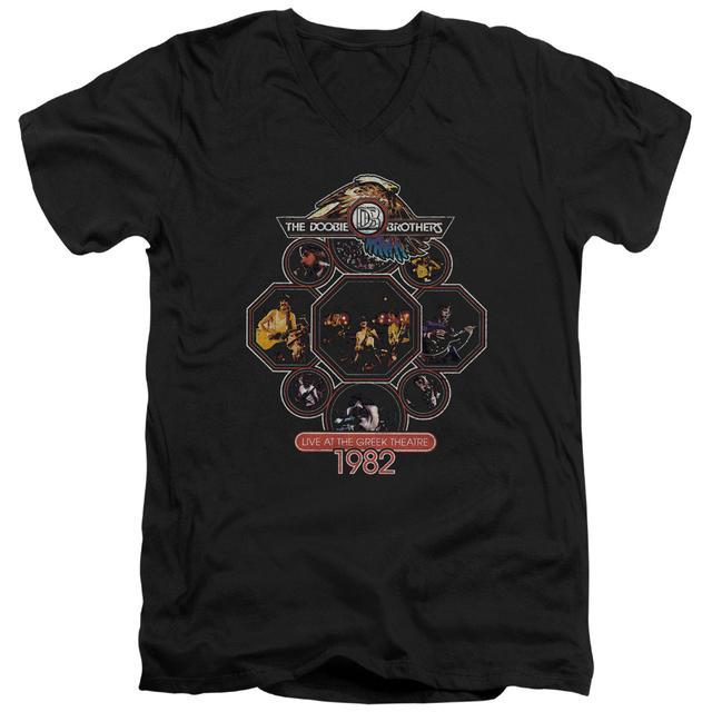 Doobie Brothers T Shirt (Slim Fit) | LIVE GREEK Slim-fit Tee