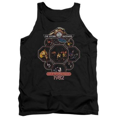 Doobie Brothers Tank Top | LIVE GREEK Sleeveless Shirt