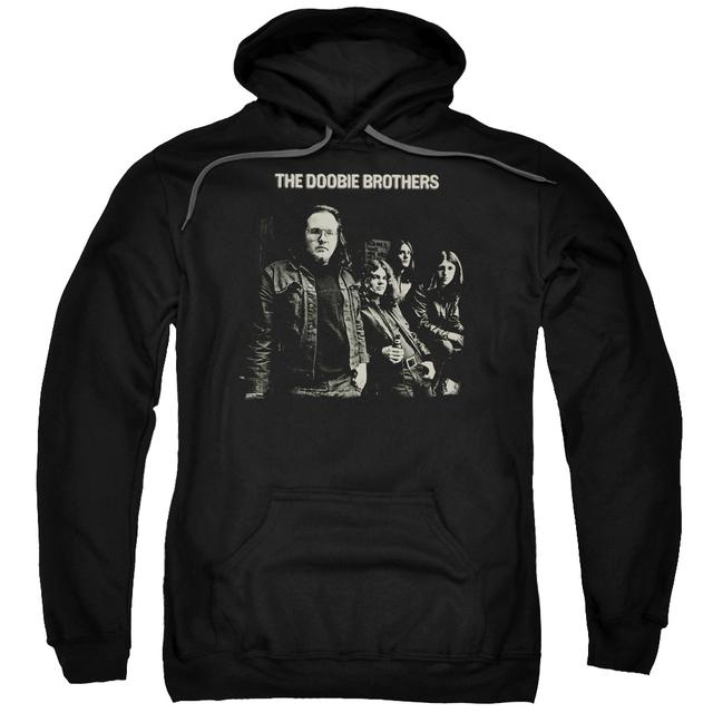Doobie Brothers Hoodie | BAND Pull-Over Sweatshirt