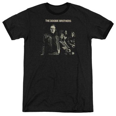 Doobie Brothers Shirt | BAND Premium Ringer Tee
