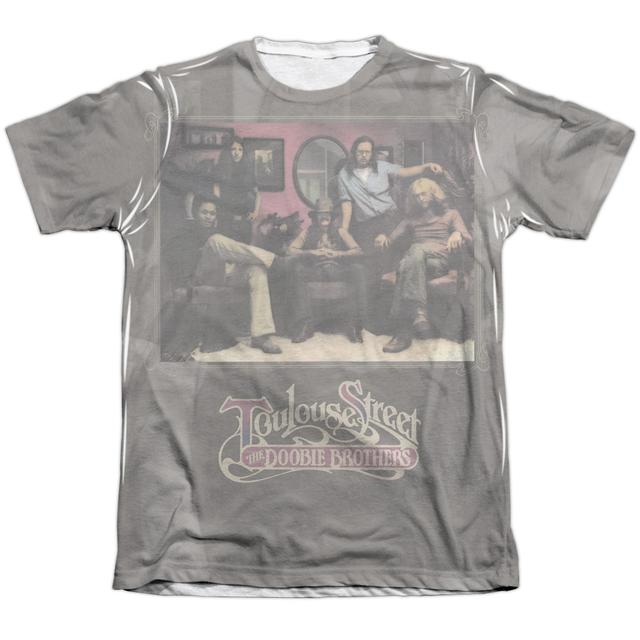 Doobie Brothers Shirt | TOULOUSE STREET (FRONT/BACK PRINT) Tee