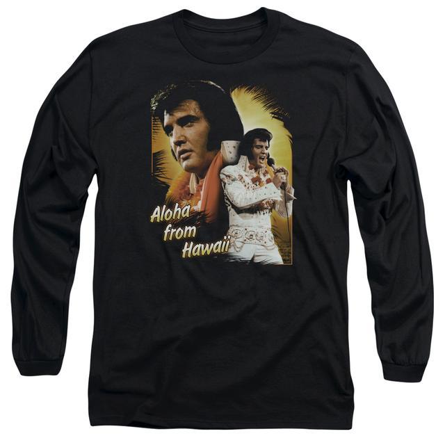 Elvis Presley T Shirt | ALOHA Premium Tee