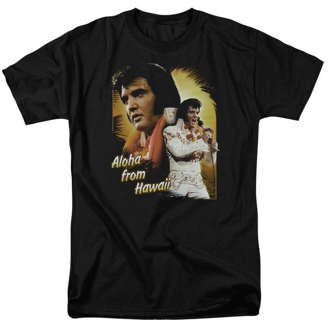 Elvis Presley Shirt | ALOHA T Shirt