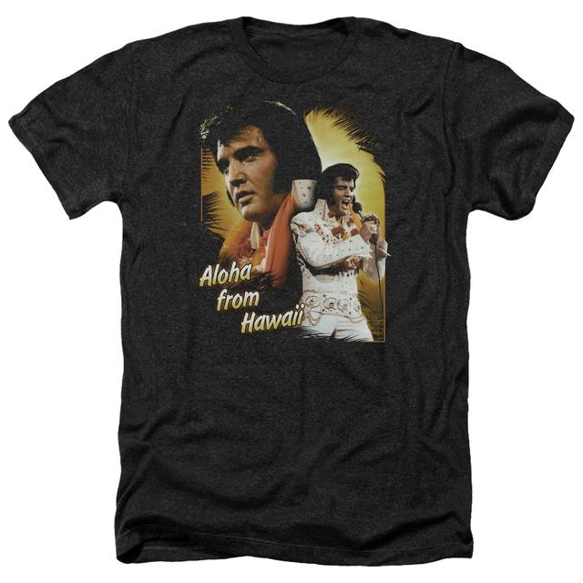 Elvis Presley Tee | ALOHA Premium T Shirt