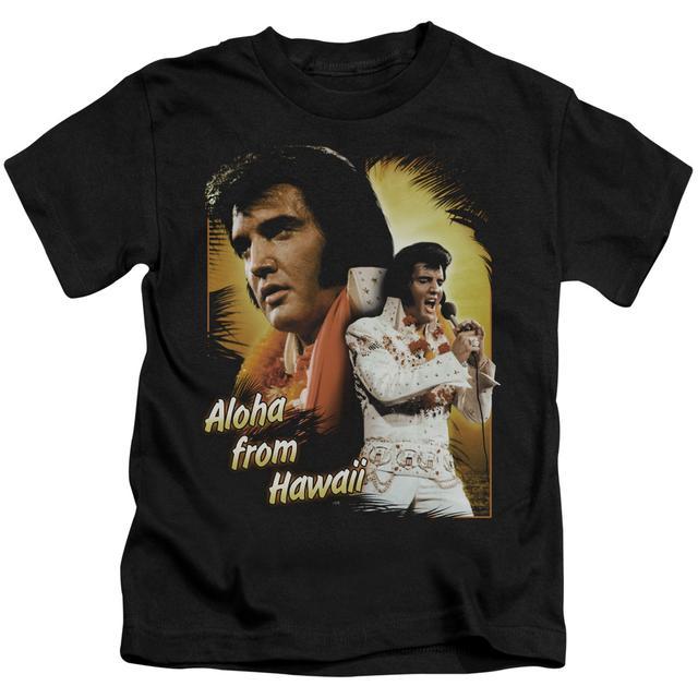 Elvis Presley Kids T Shirt | ALOHA Kids Tee