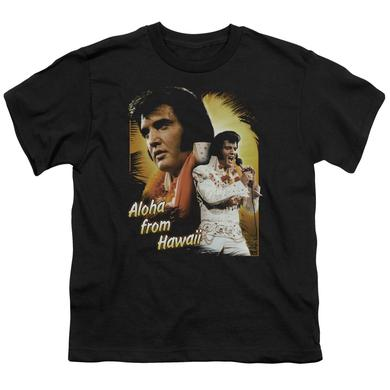 Elvis Presley Youth Tee | ALOHA Youth T Shirt