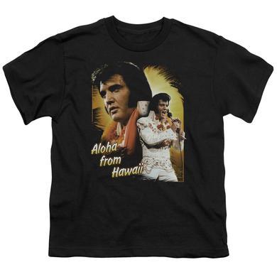 Elvis Presley Youth Tee | ALOHA Youth T Shirt