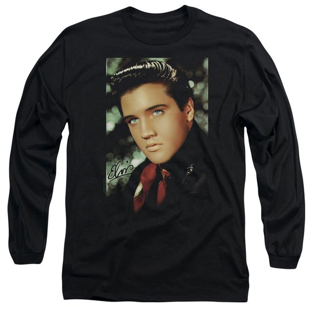 Elvis Presley T Shirt | RED SCARF Premium Tee