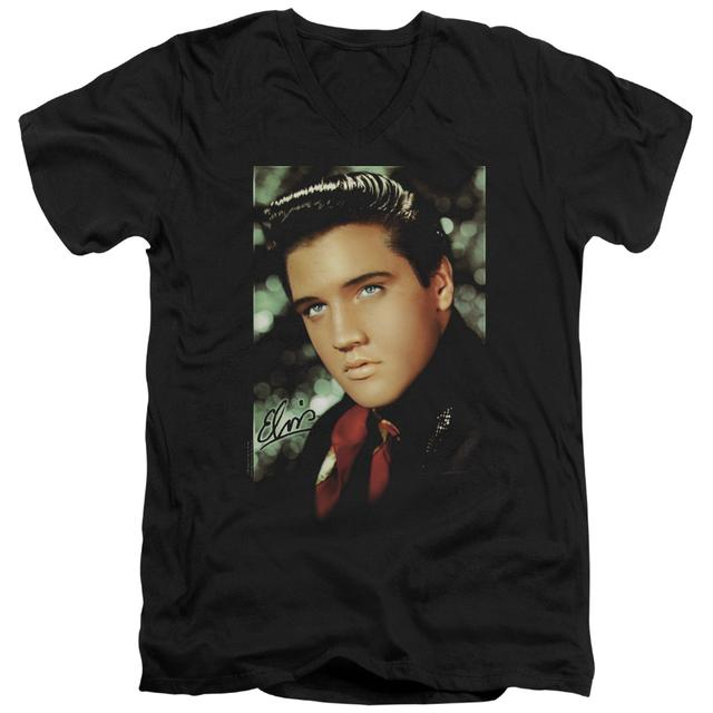 Elvis Presley T Shirt (Slim Fit) | RED SCARF Slim-fit Tee