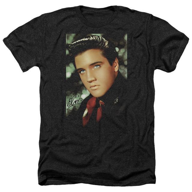 Elvis Presley Tee | RED SCARF Premium T Shirt