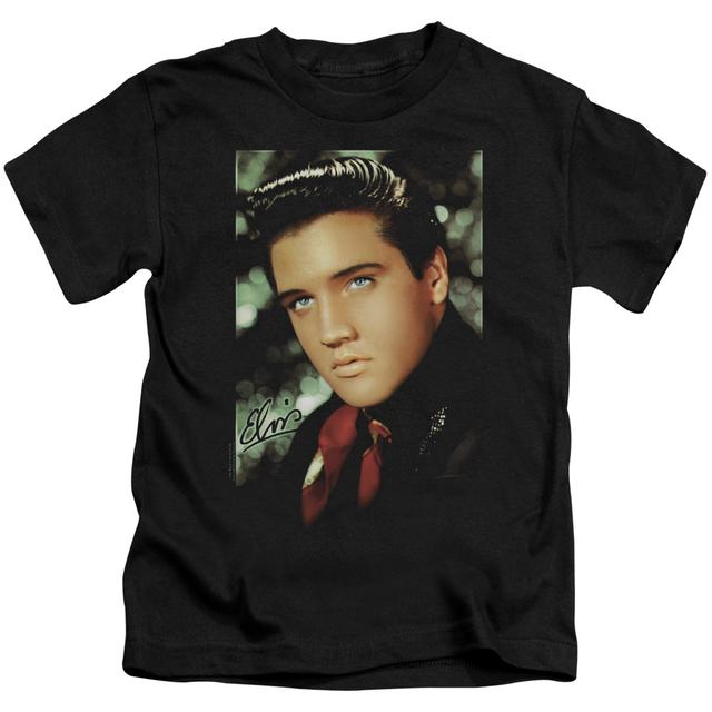 Elvis Presley Kids T Shirt | RED SCARF Kids Tee