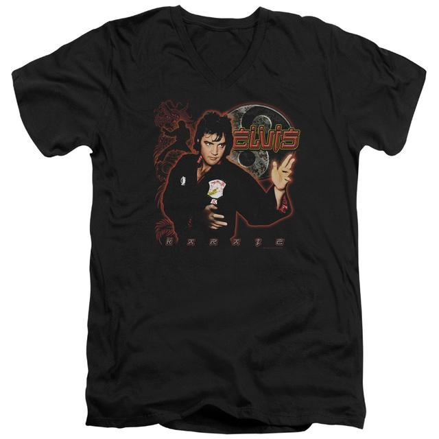 Elvis Presley T Shirt (Slim Fit) | KARATE Slim-fit Tee