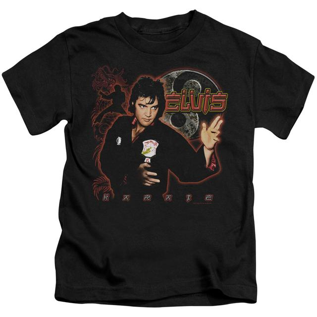 Elvis Presley Kids T Shirt | KARATE Kids Tee