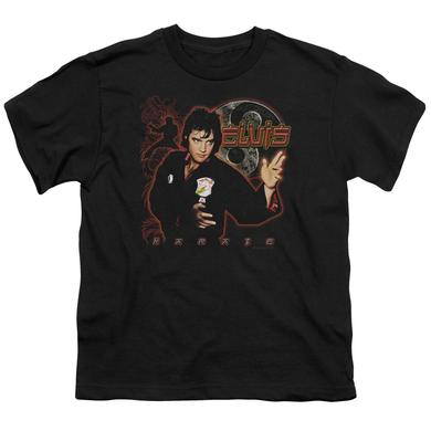 Elvis Presley Youth Tee | KARATE Youth T Shirt