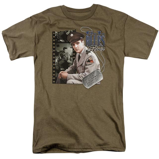 Elvis Presley Shirt | GI BLUES T Shirt