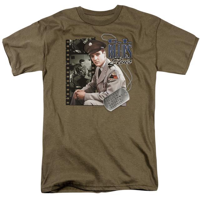 Elvis Presley Shirt | GI BLUES T Shirt