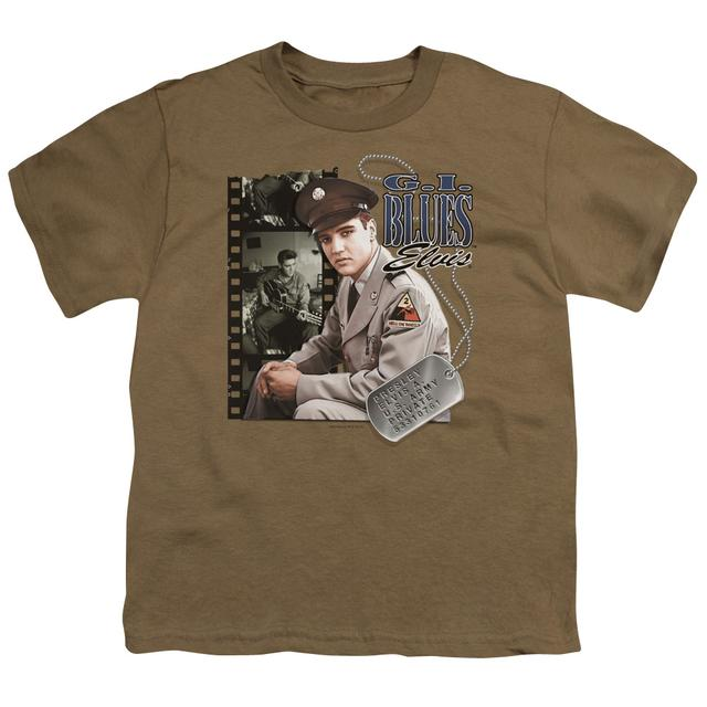 Elvis Presley Youth Tee | GI BLUES Youth T Shirt