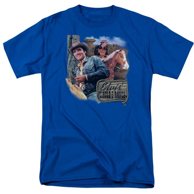 Elvis Presley Shirt | RANCH T Shirt