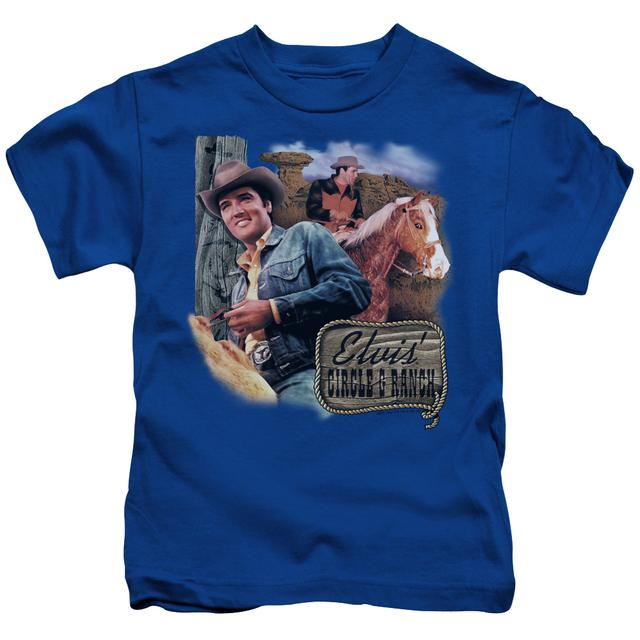 Elvis Presley Kids T Shirt | RANCH Kids Tee