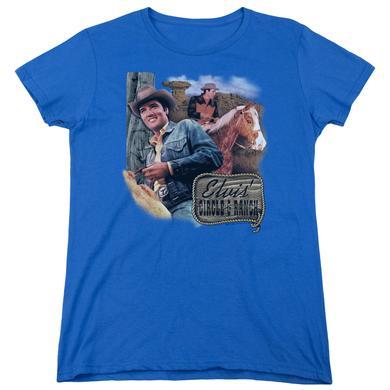 Elvis Presley Women's Shirt | RANCH Ladies Tee