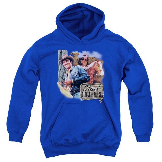 Elvis Presley Youth Hoodie | RANCH Pull-Over Sweatshirt
