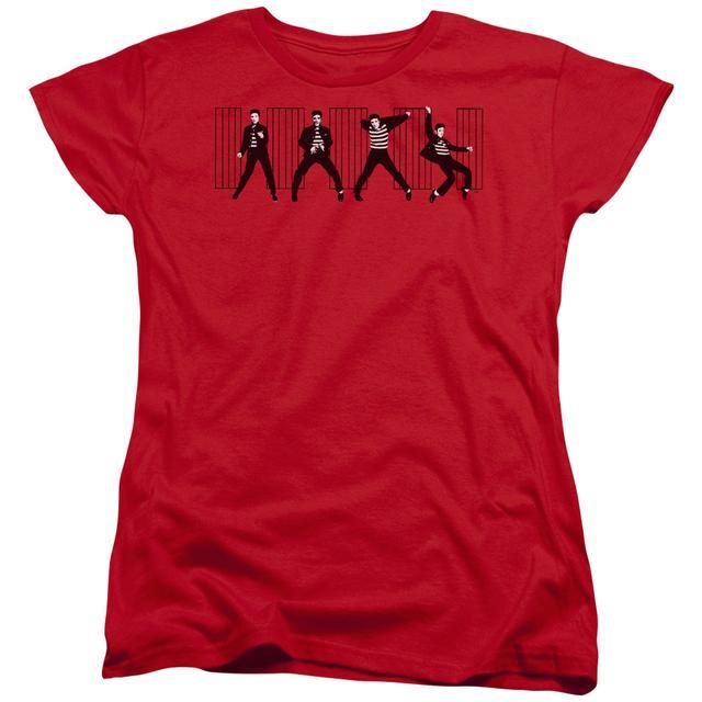 Elvis Presley Women's Shirt | JAILHOUSE ROCK Ladies Tee