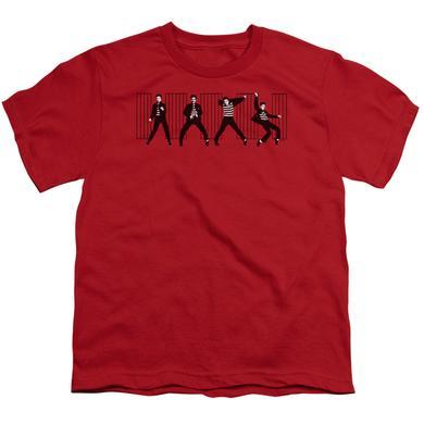 Elvis Presley Youth Tee   JAILHOUSE ROCK Youth T Shirt