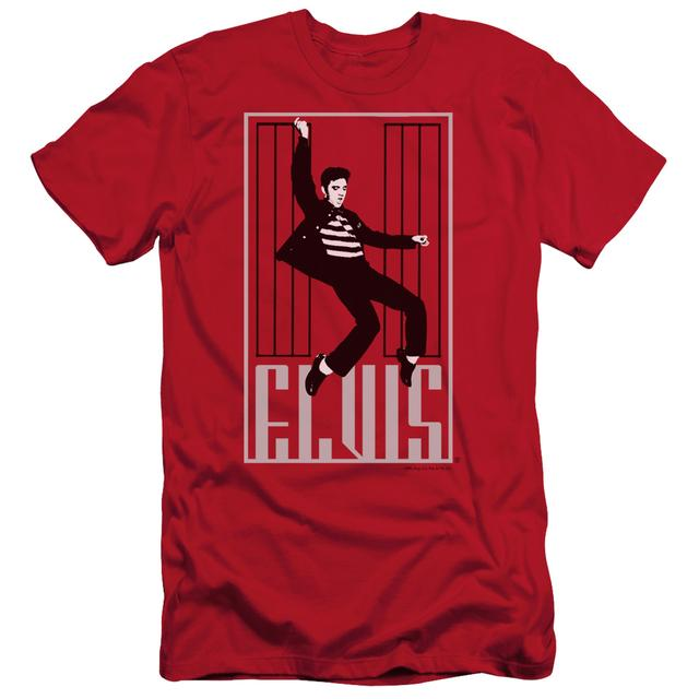 Elvis Presley Slim-Fit Shirt | ONE JAILHOUSE Slim-Fit Tee