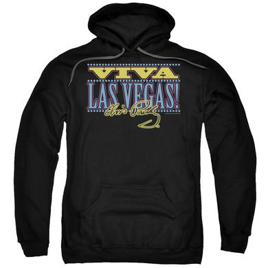 Elvis Presley Hoodie | VIVA LAS VEGAS Pull-Over Sweatshirt