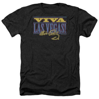 Elvis Presley Tee | VIVA LAS VEGAS Premium T Shirt