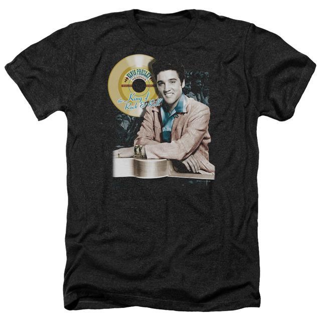 Elvis Presley Tee | GOLD RECORD Premium T Shirt