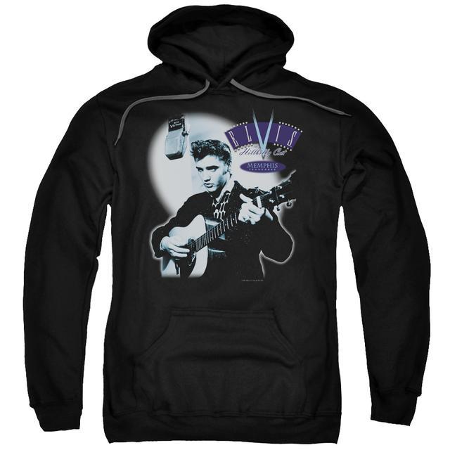 Elvis Presley Hoodie | HILLBILLY CAT Pull-Over Sweatshirt