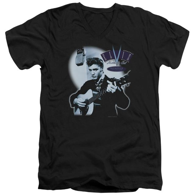Elvis Presley T Shirt (Slim Fit) | HILLBILLY CAT Slim-fit Tee
