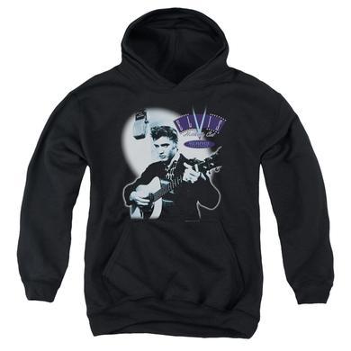 Elvis Presley Youth Hoodie | HILLBILLY CAT Pull-Over Sweatshirt