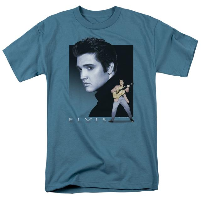 Elvis Presley Shirt | BLUE ROCKER T Shirt