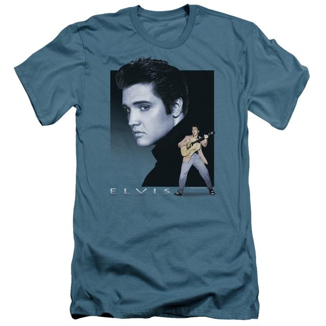 Elvis Presley Slim-Fit Shirt | BLUE ROCKER Slim-Fit Tee