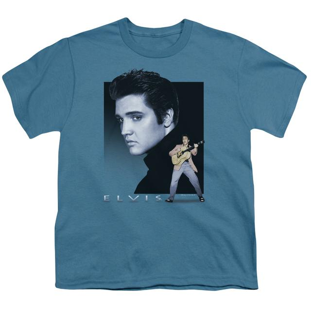 Elvis Presley Youth Tee | BLUE ROCKER Youth T Shirt