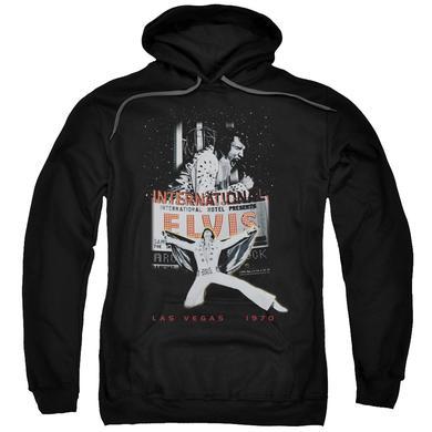 Elvis Presley Hoodie | LAS VEGAS Pull-Over Sweatshirt