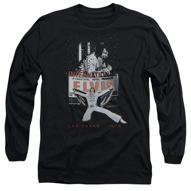 Elvis Presley T Shirt | LAS VEGAS Premium Tee