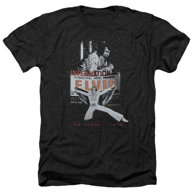 Elvis Presley Tee | LAS VEGAS Premium T Shirt