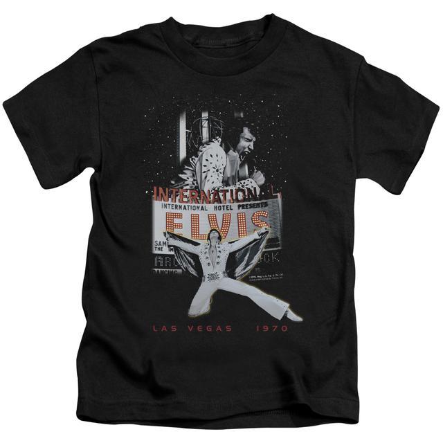 Elvis Presley Kids T Shirt | LAS VEGAS Kids Tee