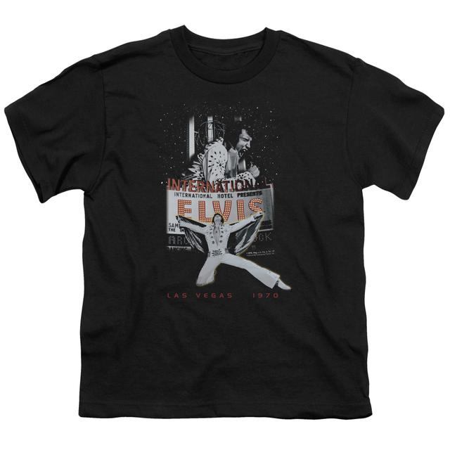 Elvis Presley Youth Tee | LAS VEGAS Youth T Shirt