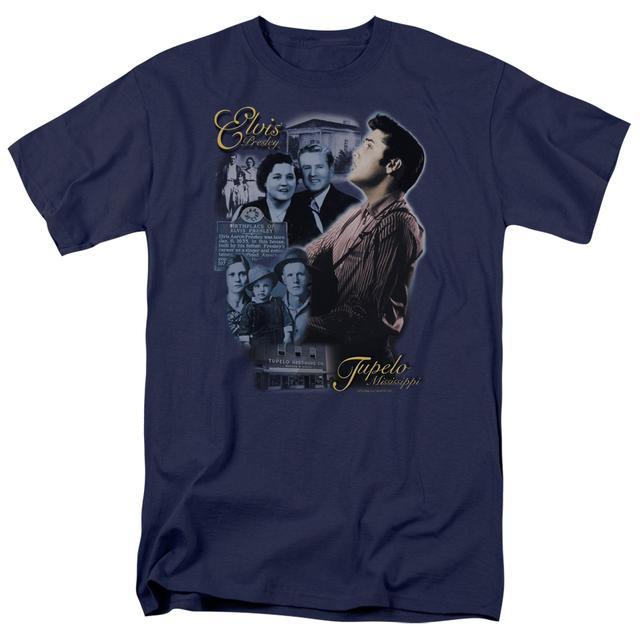 Elvis Presley Shirt | TUPELO T Shirt