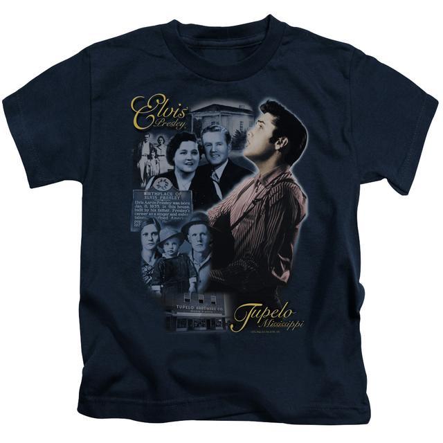 Elvis Presley Kids T Shirt | TUPELO Kids Tee